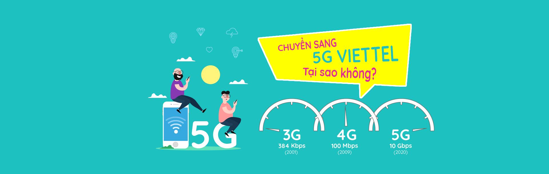 Slider 3 – Chuyen sang 5G Viettel Tai sao khong