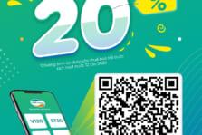 HOÀN CƯỚC 20% GIÁ TRỊ GÓI đăng ký qua QRocde từ 12/12/2020 (áp dụng cho Tb kh trước 12/06/2020)