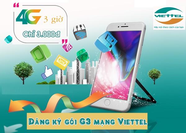Gói G3 Viettel
