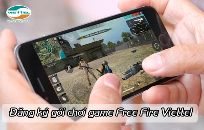 Đăng ký gói chơi game Free Fire Viettel miễn phí