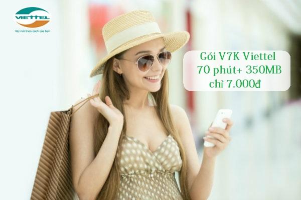 Gói V7K Viettel