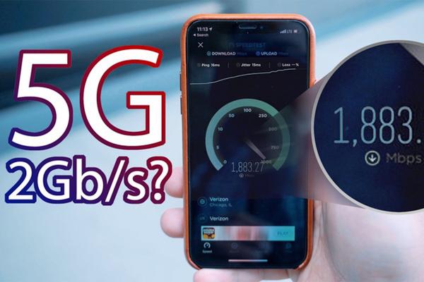 Người dùng iPhone tại Việt Nam bắt đầu sử dụng được 5G.